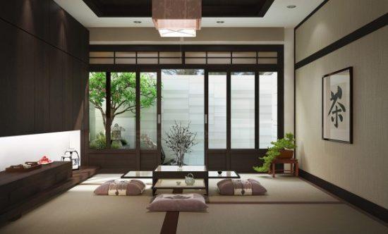 Biến hóa phong cách Á Đông theo khuynh hướng đương đại