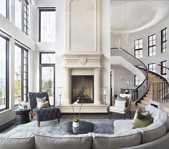 Thiết kế nội thất biệt thự luxury