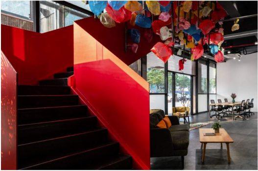 Thiết kế nội thất văn phòng cao cấp, uy tín Goodhome
